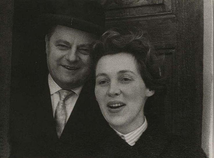Ehepaar Strauß