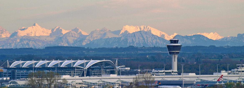 """Flughafen München """"Franz Josef Strauß"""""""