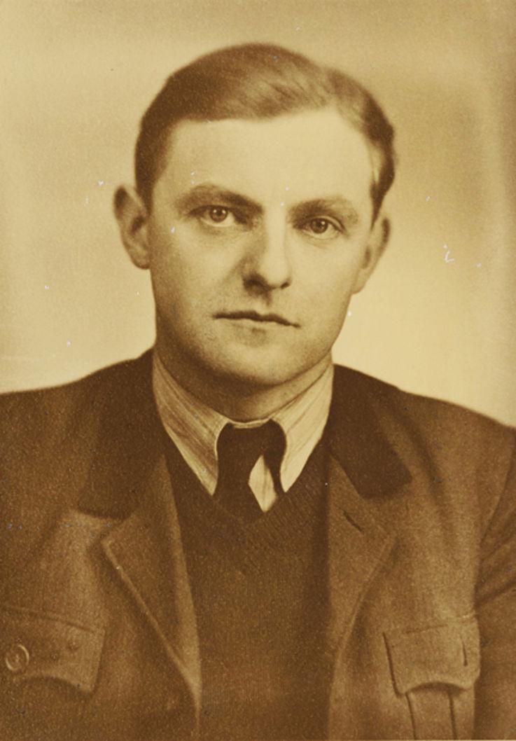 Als Oberregierungsrat 1949