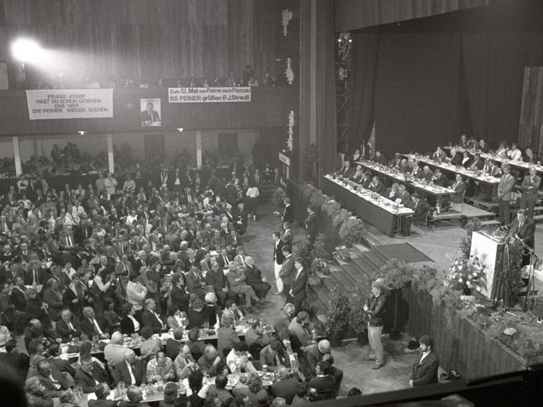 Politischer Aschermittwoch 1988