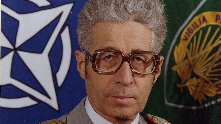 General Gerd Schmückle, ca. 1978