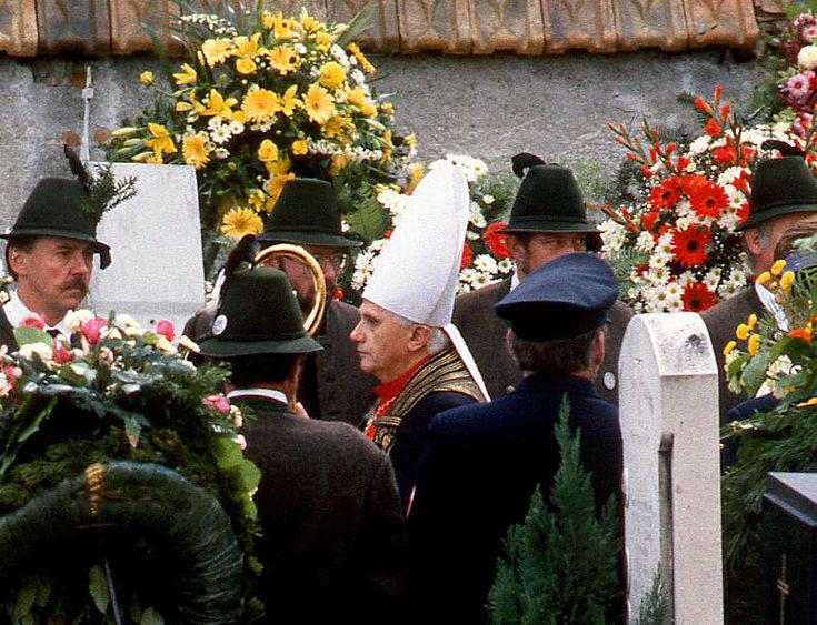 Franz Josef Strauß Todestag