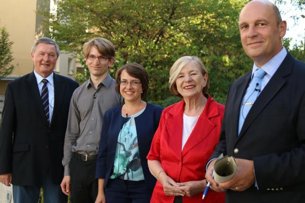 Klaus Rose, Johannes Großmann, Martina Steber, Ursula Männle, Reinhard Meier-Walser